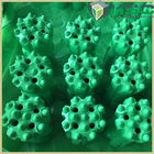 Drilling Rig Accessories Spherical Threaded Bits T51 Retrac For Borehole