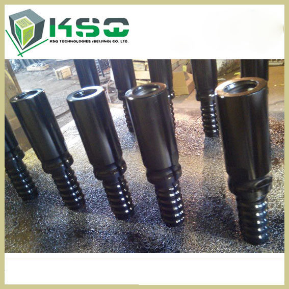 Thread Male Female Rock Drilling Bit Adapter Crossover Coupling Green Black