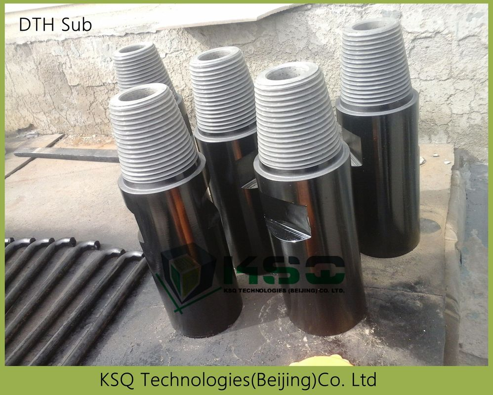 Underground Mining DTH Drilling Tools Drill Sub / DTH Adapter