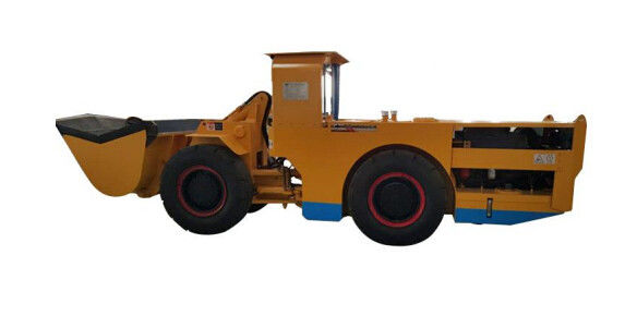 High Performance Load Haul Dump Machine For Tunneling / Mining Underground
