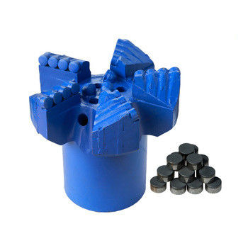 Tungsten Carbide Button Drill PDC Bits For Oil Well , Tricone Bit Drilling Tool Parts