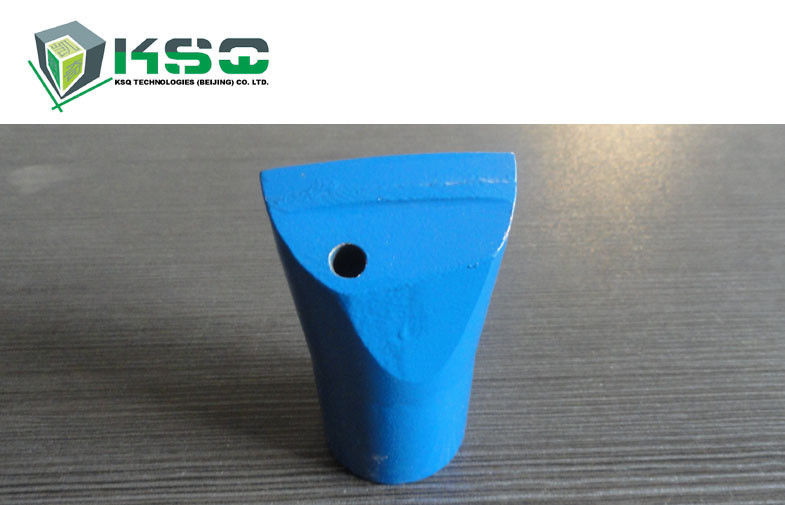Stone Oblique Chipway Mining Drilling Bit Tapered Drill 7 Degree