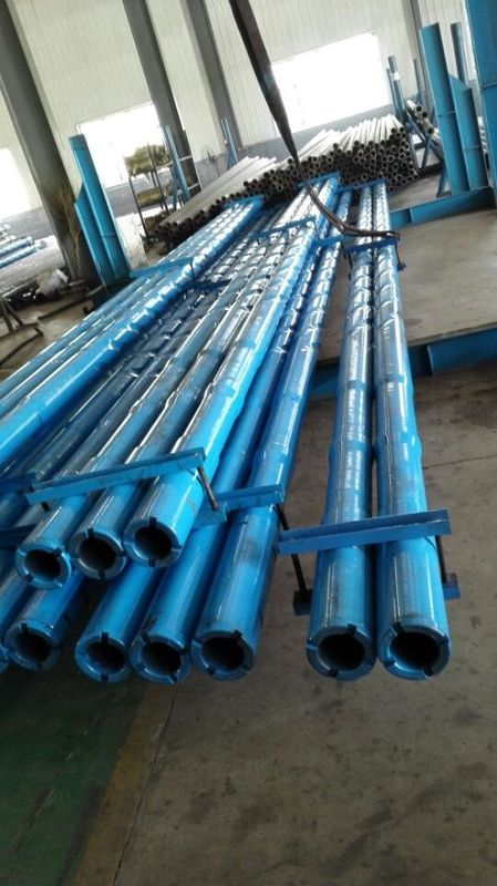 Drilling Tool Threaded Drill Rod For Oil Well Drilling Diameter 76mm - 280mm