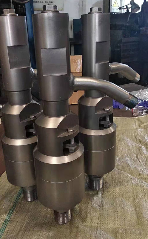 Wireline Drilling Rock Drill Bits Water Swivel / Accessorial Drilling Parts