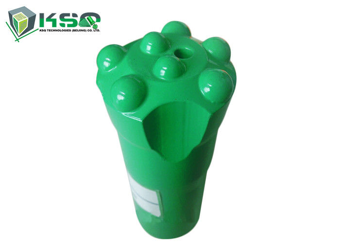 Hex 22mm Drill Rod Button Drill Bit High Wear Resistance For Mining And Quarrying