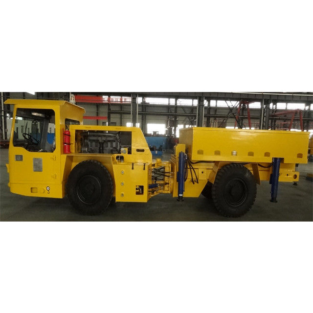 Mine Underground Low Profile Dump Truck Multi Function Service Vehicle