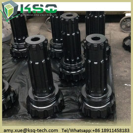 China High Pressure Hammer DTH Drill Bits Mining Machine Parts Flat Shape fábrica