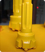 Retract Skirt / Drop Center T45 Drill Bit With 4.5